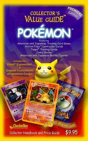 Pokemon Collector's Value Guide: Secondary Market Price: CheckerBee Publishing