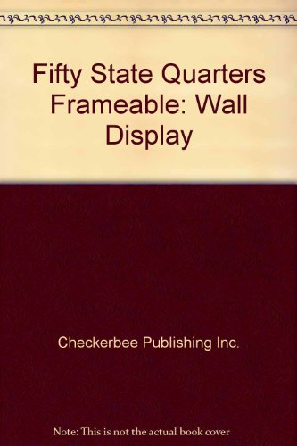 9781888914924: Fifty State Quarters Frameable: Wall Display