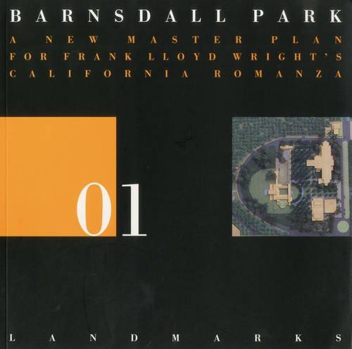9781888931020: Barnsdall Park: Frank Lloyd Wright's California