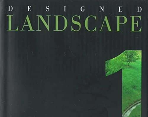9781888931129: Designed Landscape Forum (Landscape Art & Architecture) (Volume 1)