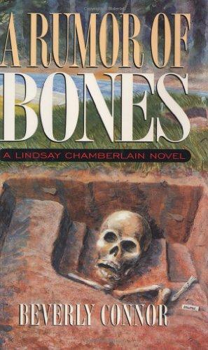 9781888952087: A Rumor of Bones (Lindsay Chamberlain Mysteries, Vol. 1)