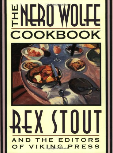 9781888952247: The Nero Wolfe Cookbook