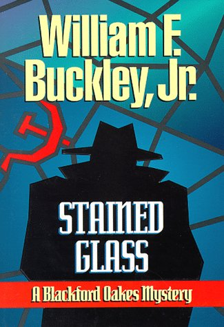 9781888952292: Stained Glass: A Blackford Oakes Mystery