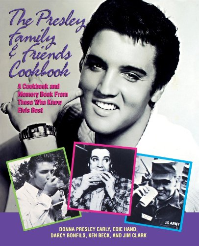 9781888952759: The Presley Family & Friends Cookbook