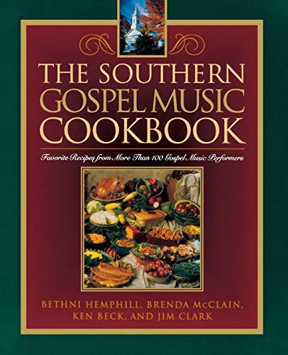 9781888952766: The Southern Gospel Music Cookbook