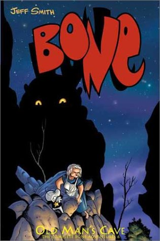 9781888963052: Old Man's Cave (Bone, Book 6)