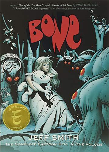 9781888963144: Bone: The Complete Cartoon Epic in One Volume