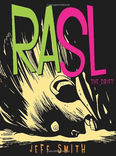 9781888963205: Rasl Volume 1: The Drift