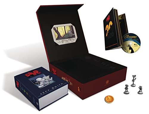 Bone One Vol Color Ed Sgn Hc 20th Ann Box Set (complete)