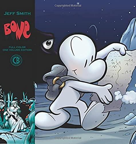 BONE: Full Color One Volume Edition: Jeff Smith