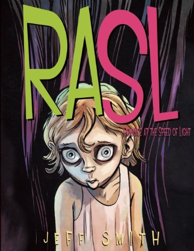 9781888963335: RASL: Romance at the Speed of Light
