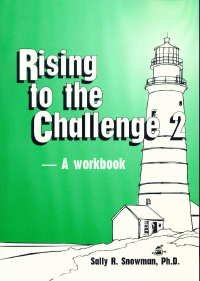 9781888964059: Rising to the challenge 2: A workbook