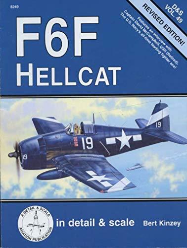 F6F Hellcat: D&S Vol. 49: Kinzey, Burt