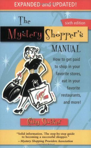 9781888983302: Mystery Shopper's Manual, 6th Edition