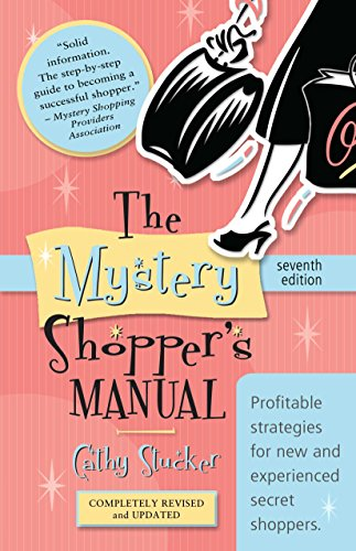 9781888983500: The Mystery Shopper's Manual - 7th Edition