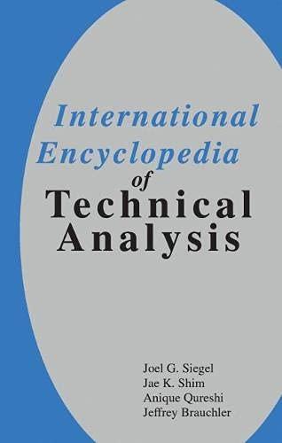 9781888998887: International Encyclopedia of Technical Analysis