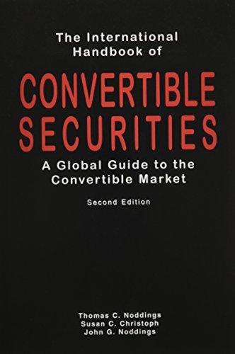 9781888998900: Int' Handbook of Convertible Securities