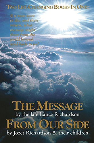 The Message: Richardson, Lance