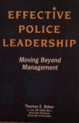 9781889031255: Effective Police Leadership
