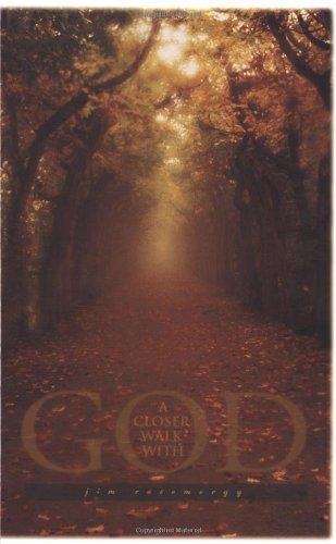 A Closer Walk with God: Rosemergy, Jim