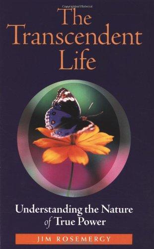 9781889051253: The Transcendent Life