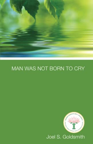9781889051321: Man Was Not Born to Cry (1962 Letters)