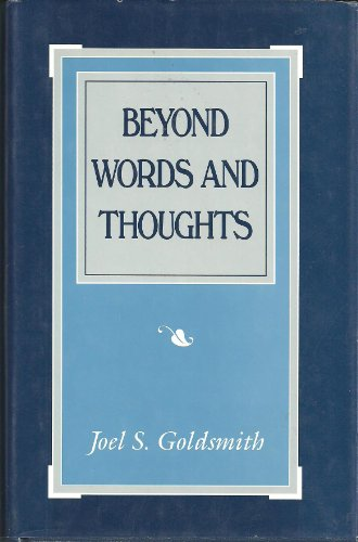 9781889051376: Beyond Words and Thoughts