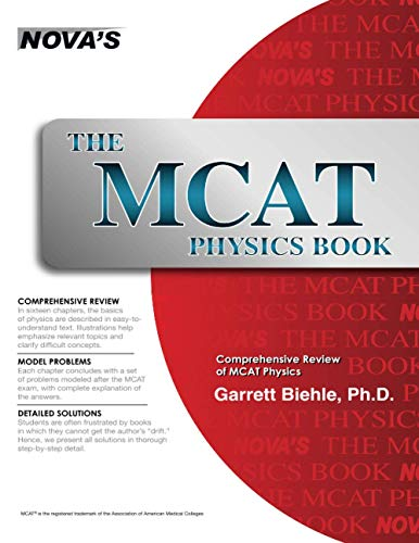 9781889057330: The MCAT Physics Book