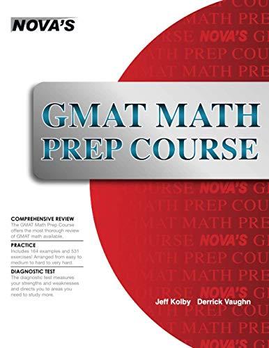 9781889057507: GMAT Math Prep Course