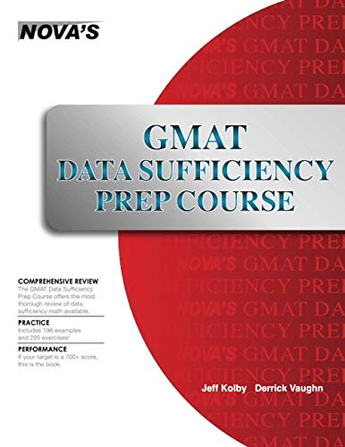 9781889057545: GMAT Data Sufficiency Prep Course