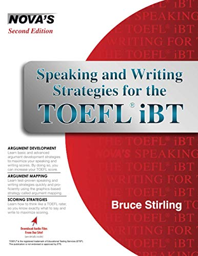 9781889057583: Speaking and Writing Strategies for the TOEFL iBT