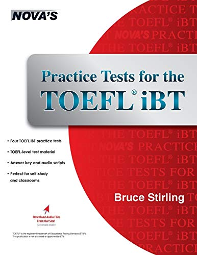 9781889057941: Practice Tests for the TOEFL iBT