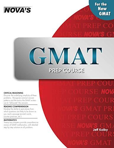 9781889057996: GMAT Prep Course