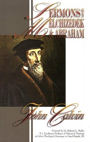 9781889058085: Sermons on Melchizedek & Abraham
