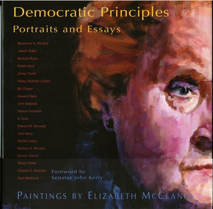 9781889097749: Democratic Principles: Portraits and Essays