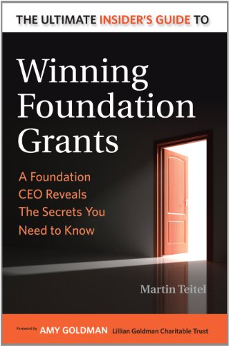 The Ultimate Insider's Guide to Winning Foundation: Martin Teitel