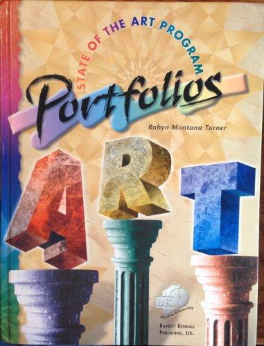 BARRETT KENDALL ART PORTFOLIOS PUPIL EDITION MIDDLE: Foresman, Scott