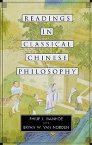 9781889119090: Readings in Classical Chinese Philosophy