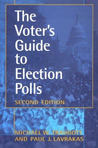 9781889119229: The Voter's Guide to Election Polls