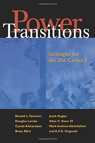 9781889119434: Power Transitions: Strategies for the 21st Century