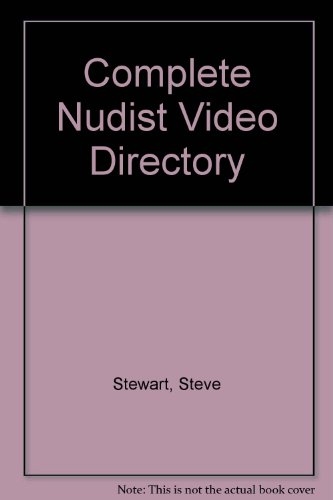9781889138046: Nudist Video Guide