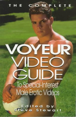 9781889138053: The Voyeur Video Guide: Special Interest Video Directory for Adults