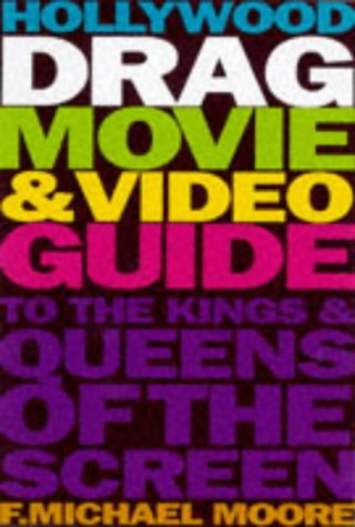 9781889138060: Hollywood Drag Movie & Video Guide: Drag Queens & Kings of the Screen