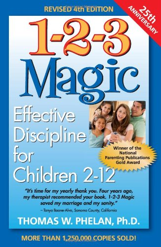 9781889140438: 1-2-3 Magic: Effective Discipline for Children 2–12