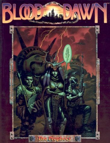Blood Dawn - The Prophecy (Blood Dawn: Lawrence R. Sims