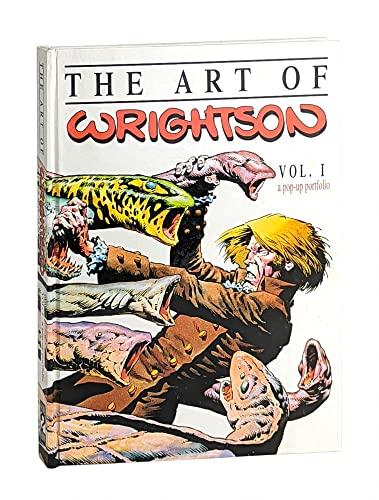 9781889164007: The Art of Wrightson : A Pop-Up Portfolio