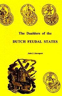 9781889172217: Daalders of the Dutch Feidal States