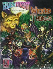 9781889182186: Wicked Things (Fairy Meat Game)