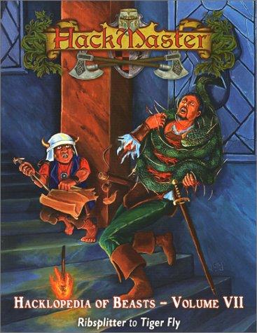 9781889182445: Hackmaster: The Hacklopedia of Beasts, Vol 7