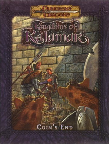 Coin's End (Kingdoms of Kalamar) (Dungeons and Dragons) (d20)